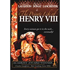 The Private Life of Henry VIII [1933]