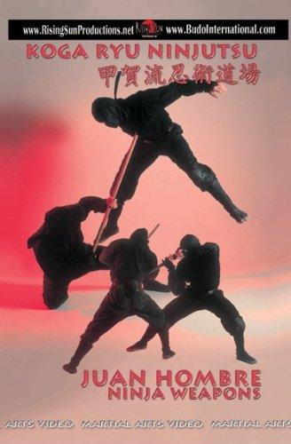 Ninjutsu Koga Ryu Weapons
