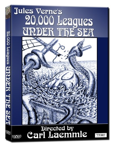 20,000 Leagues Under the Sea by Carl Laemmle (Enhaced) 1907