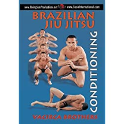 Brazilian Jiu Jitsu Conditioning
