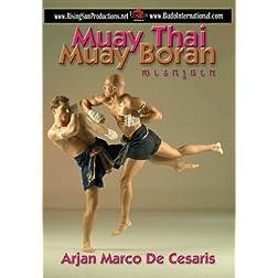 Muay Thai Boran Elbows