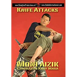 Moni Aizik Knife Attacks