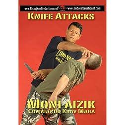 Moni Aizik Knife Attacks