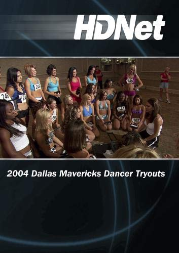 2004 Dallas Mavericks Dancer Tryout