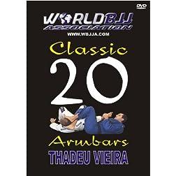 20 Classic Brazilian Jiu-Jitsu Armbars