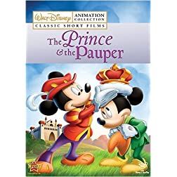 Disney Animation Collection 3: Prince & The Pauper