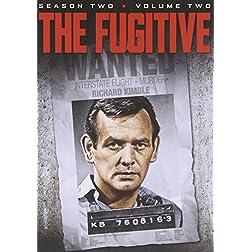 The Fugitive: Season Two, Vol. 2