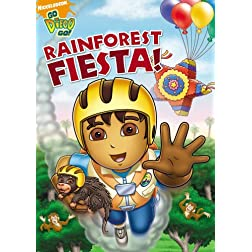 Go Diego Go!: Rainforest Fiesta