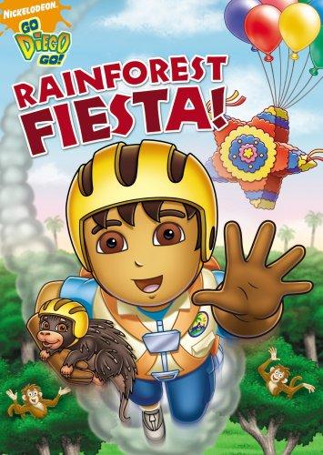 Go Diego Go!: Rainforest Fiesta