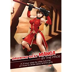 How to Draw Sexy Manga By The Pros