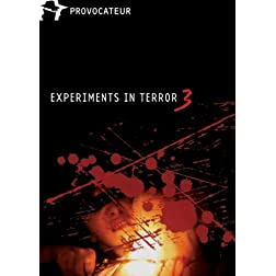 Experiments in Terror, Vol. 3
