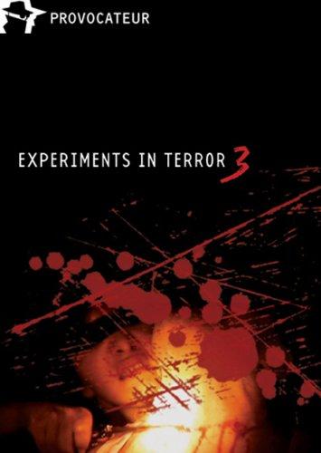 Experiments in Terror, Vol. 3