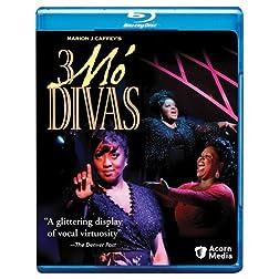 3 Mo' Divas [Blu-ray]