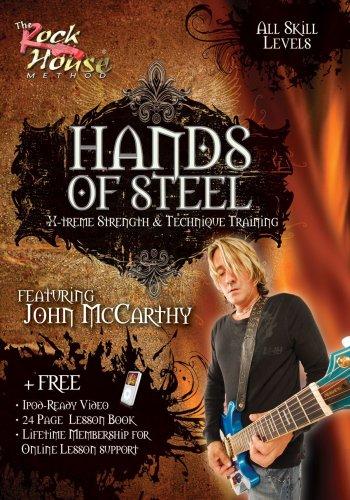 Hands of Steel: X-Treme Strength & Technique