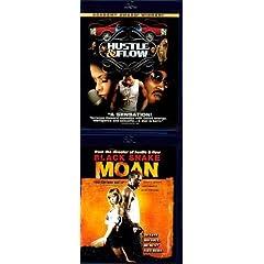 Hustle and Flow/Black Snake Moan [Blu-ray]