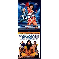LOVE GURU & BLADES OF GLORY (2PC) / (WS SBS) - LOVE GURU & BLADES OF GLORY (2PC) / (WS SBS)
