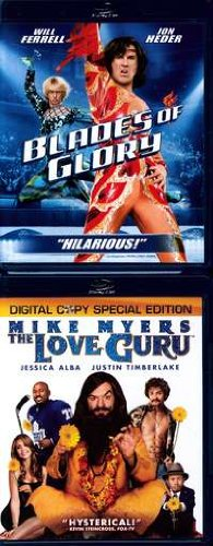LOVE GURU & BLADES OF GLORY (2PC) / (WS SBS) - LOVE GURU & BLADES OF GLORY (2PC) / (WS SBS)