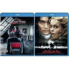 Sweeney Todd/Sleepy Hollow [Blu-ray]