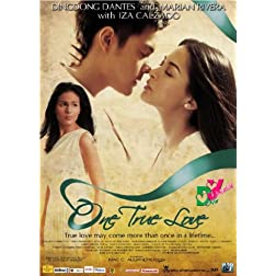 One True Love - Philippines Filipino Tagalog DVD Movie