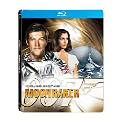 Moonraker (James Bond) (Amazon.com Exclusive Steelbook Edition) [Blu-ray]