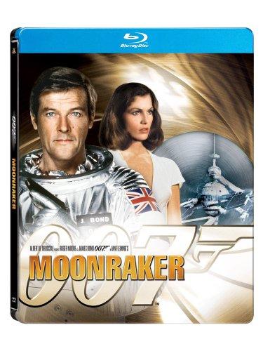 Moonraker (James Bond) (Amazon.com Exclusive Steelbook Edition) [Blu-ray]
