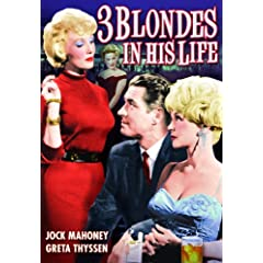 3 Blondes In His Life
