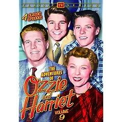 Adventures of Ozzie & Harriet, Volume 9