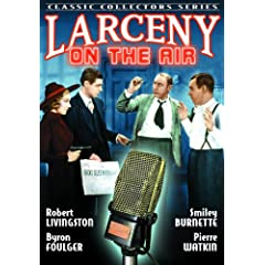 Larceny On The Air
