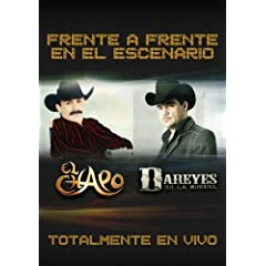 El Chapo/Dareyes de La Sierra: Frente a Frente: En el Escenario