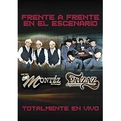 Grupo Montez de Durango / Paizas de Guanace: Frente a Frente: En el Escenario