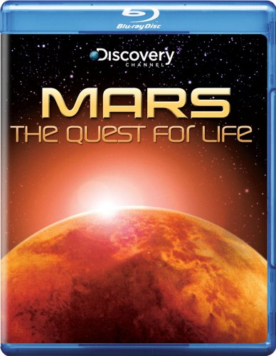 Mars: The Quest for Life [Blu-ray]