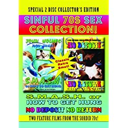 Sinful 70's Sex Collection
