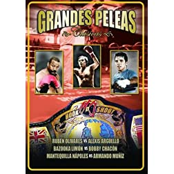 Vol. 1-Grandes Peleas