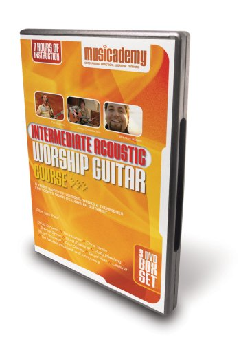 Intermediate Acoustic Worship Guitar Course
