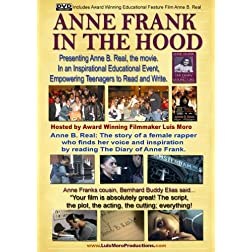 Anne Frank in the Hood: Anne B. Real educational DVD