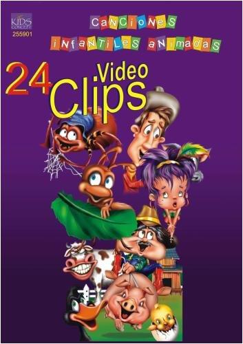 24 canciones infantiles animadas
