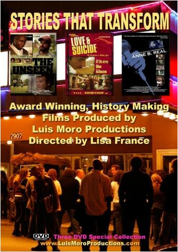 Stories That Transform: 3 Films by Luis Moro & Lisa France 1 of 3