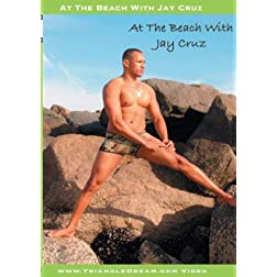 At The Beach With Jay Cruz