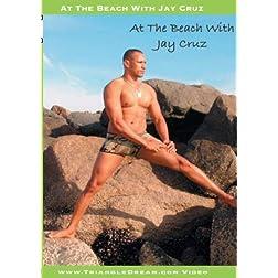 At The Beach With Jay Cruz
