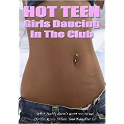 Hot Teen Girls Dancing in the Club