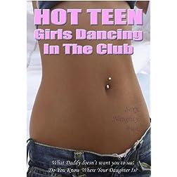Hot Teen Girls Dancing in the Club