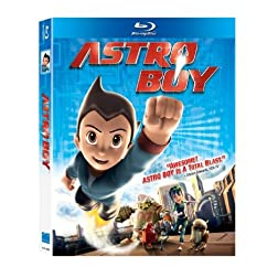 Astro Boy [Blu-ray]
