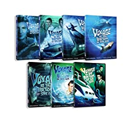 Voyage to the Bottom of the Sea - The First Three Seasons and Season 4, Part 1