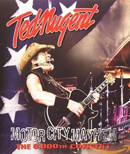 Motor City Mayhem [Blu-ray]