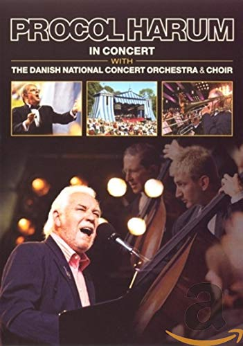 In Concert With the Danish National Concert Orches
