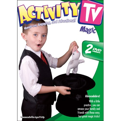 Activity TV: Magic, Vols. 1 & 2