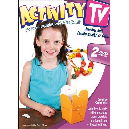 Activity TV: Family Crafts and Gifts/Jewelry