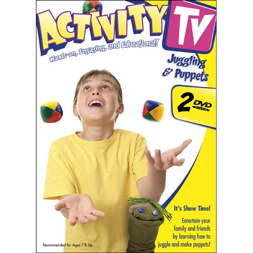 Activity TV: Puppets/Juggling