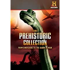 Prehistoric Collection: From Dinosaurs to the Dawn of Man