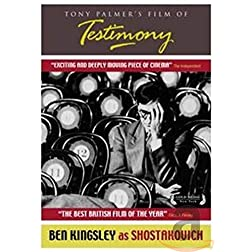 Tony Palmer's Film of Shostakovich: Testimony